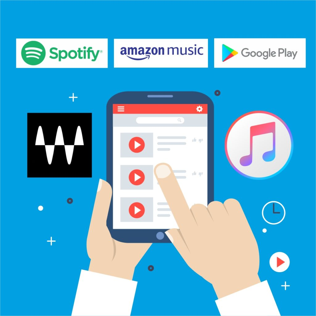 best music distribution india